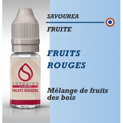 Savourea - FRUITS ROUGES - 10ml