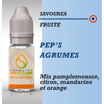 Savourea - PEP'S AGRUMES - 10ml