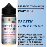 Halo - Paradise Icle - FROZEN FRUIT PUNCH - 50ml