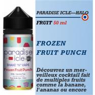 Halo - Paradise Icle - FROZEN FRUIT PUNCH - 50ml