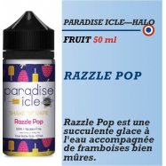 Halo - Paradise Icle - ICED GREEN APPLE - 50ml