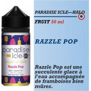 Halo - Paradise Icle - ICED GREEN APPLE - 50ml