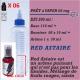 PRÊT A VAPER 200 ml en RED ASTAIRE 6mg de NICOTINE