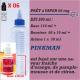 PRÊT A VAPER 200 ml en PINKMAN 6mg de NICOTINE
