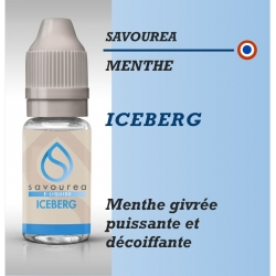 Savourea - ICEBERG - 10ml