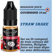 Religion Juice - STRAW SHAKE - 10ml
