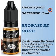Religion Juice - BROWNIE BE GOOD - 10ml