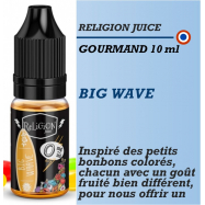 Religion Juice - BIG WAVE - 10ml