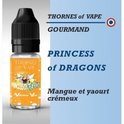 Thrones of Vape - PRINCESS of DRAGONS - 10ml