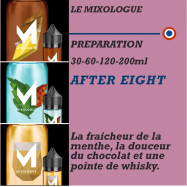MIXOLOGIE - AFTER EIGHT - 30 - 60 - 120 - 200ml
