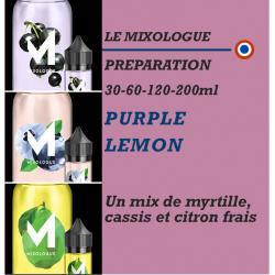 MIXOLOGIE - PURE LEMON - 30 - 60 - 120 - 200ml