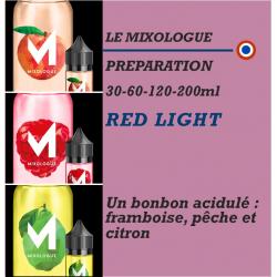 MIXOLOGIE - RED LIGHT - 30 - 60 - 120 - 200ml