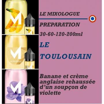 MIXOLOGIE - LE TOULAISAIN - 30 - 60 - 120 - 200ml