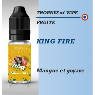 Thrones of Vape - KING FIRE - 10ml