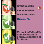 MIXOLOGIE - BELLINI - 30 - 60 - 120 - 200ml