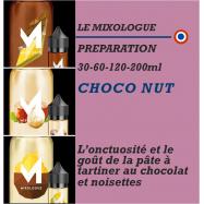 MIXOLOGIE - CHOCO NUT - 30 - 60 - 120 - 200ml