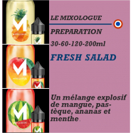 MIXOLOGIE - FRESH SALAD - 30 - 60 - 120 - 200ml