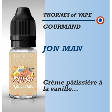 Thrones of Vape - JON MAN - 10ml