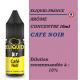 ELIQUIDFRANCE - ARÔME CAFE NOIR - 10 ml
