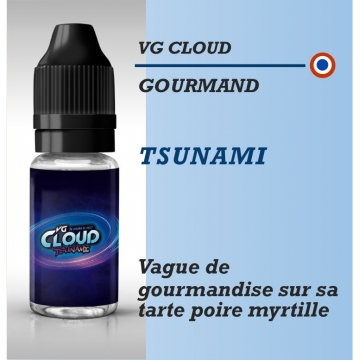 VG Cloud - TSUNAMI - 10ml