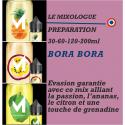 MIXOLOGIE - BORA BORA - 30 - 60 - 120 - 200ml