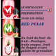 MIXOLOGIE - RED PULSE - 30 - 60 - 120 - 200ml