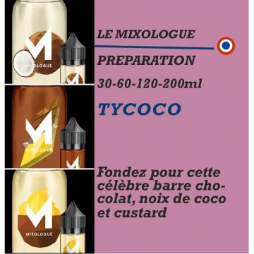 MIXOLOGIE - TYCOCO - 30 - 60 - 120 - 200ml