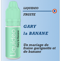 Liquideo - GARY la BANANE - 10ml