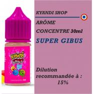KYANDI SHOP - ARÔME SUPER GIBUS - 30 ml