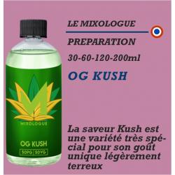 MIXOLOGIE - OG KUSH - 30 - 60 - 120 - 200ml