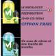 MIXOLOGIE - CITRON FRAIS - 30 - 60 - 120 - 200ml