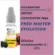 SOLUBAROME - ARÔME FRED MASTER EVOLUTION - 10 ml
