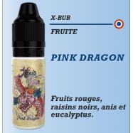 Xbud - PINK DRAGON - 10ml