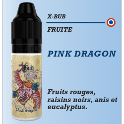 Xbud - PINK DRAGON - 10ml