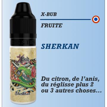 Xbud - SHERKHAN - 10ml