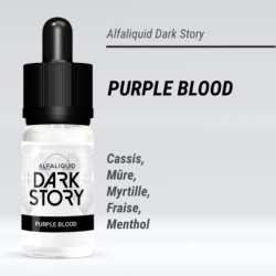 Dark Story - PURPLE BLOOD - 10ml