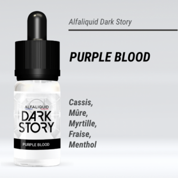 Dark Story - PURPLE BLOOD - 10ml - FS