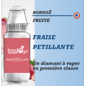 Bordo2 - FRAISE PETILLANTE - 10ml