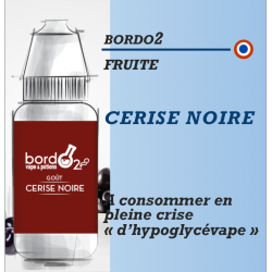 Bordo2 - CERISE NOIRE - 10ml