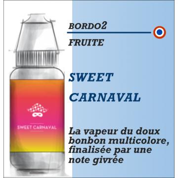 Bordo2 - SWEET CARNAVAL - 10ml - FS