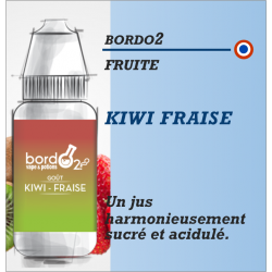 Bordo2 - KIWI FRAISE - 10ml