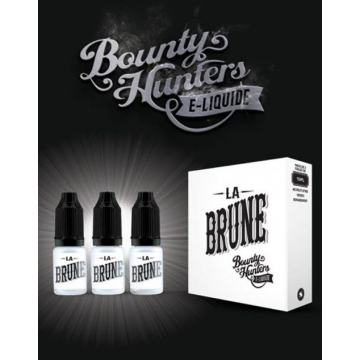 Bounty Hunters - LA BRUNE - 10ml