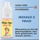 Olala vape - MENAGE A TROIS - 10ml