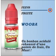 Feevr - WOOBA - 10ml lot de 3 fioles