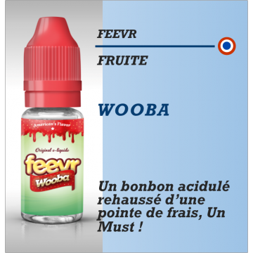 Feevr - WOOBA - 10ml