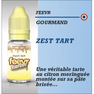 Feevr - ZEST TART - 10ml lot de 3 fioles