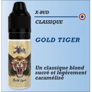 Xbud - GOLD TIGER - 10ml