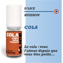 D'Lice - COLA - 10ml