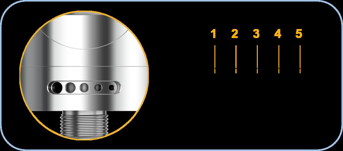 Airflow du Nautilus 2